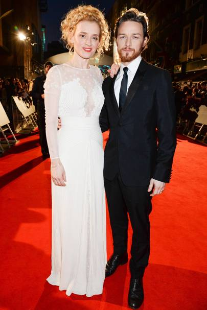 Anne-Marie Duff & James McAvoy