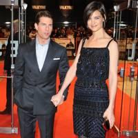 Katie Holmes & Tom Cruise