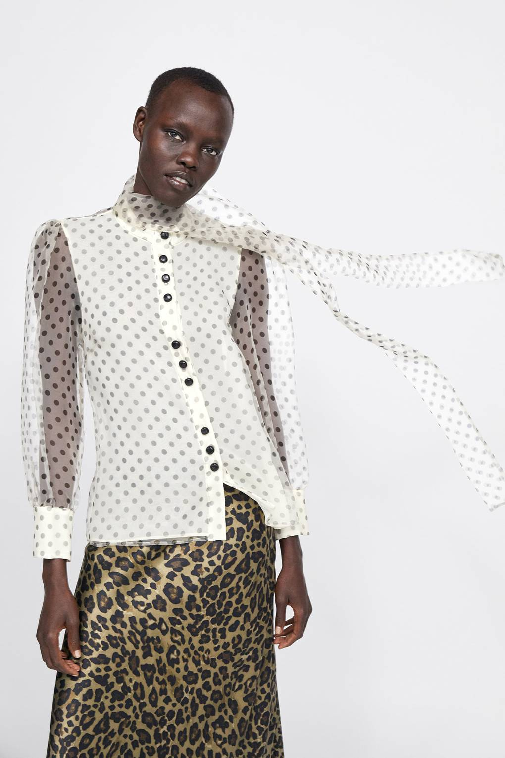 788c9e8b483869 This Zara Blouse Is All Over Instagram Right Now   Glamour UK