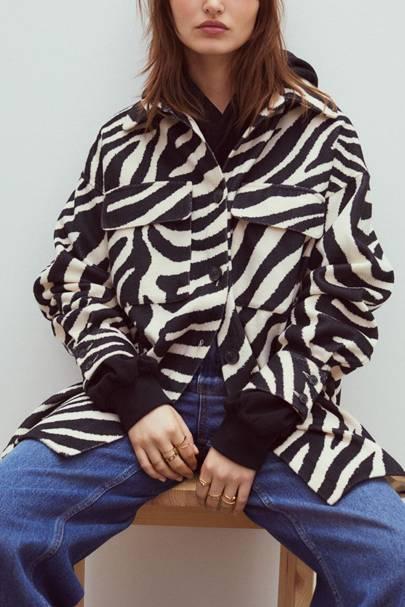 Best Shackets For Spring - Felt Fabric