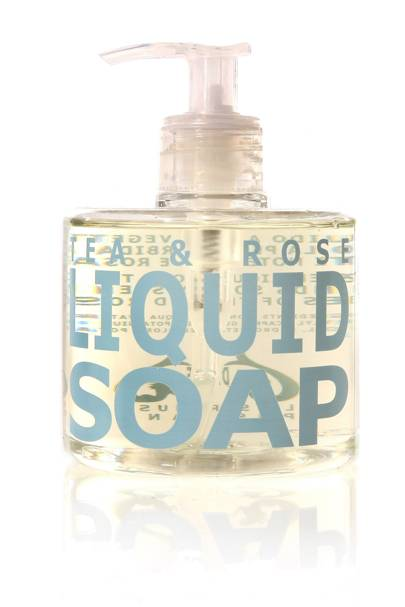 Eau d'Italie Tea and Rose Liquid Soap, £20