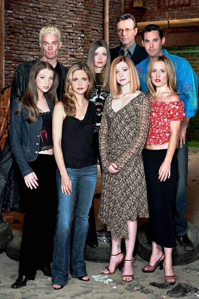 Michelle Trachtenberg, Buffy The Vampire Slayer