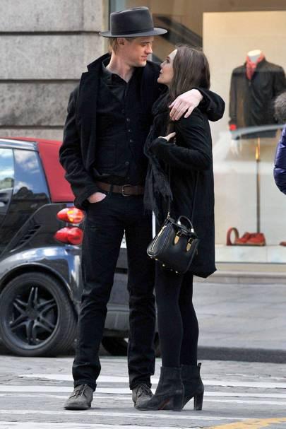 January: Elizabeth Olsen & Boyd Holbrook