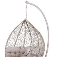 Hanging egg chair B&M