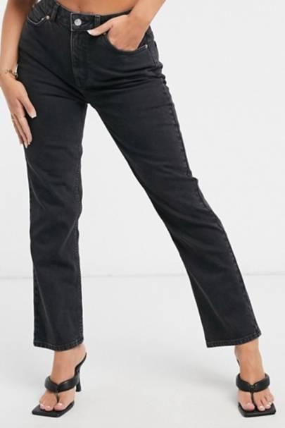 Best Black Jeans - Hourglass Cut