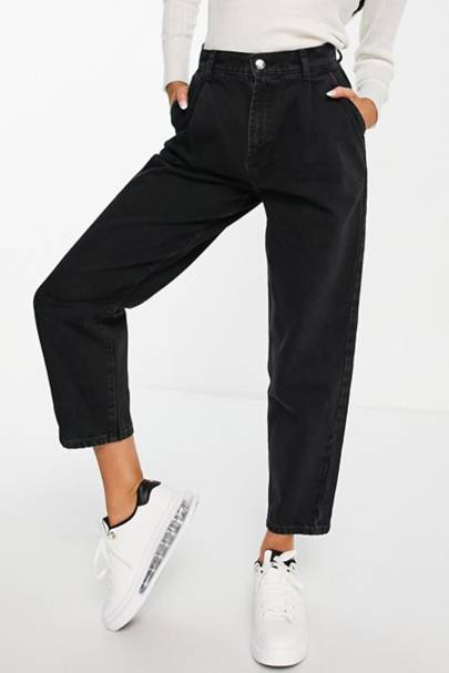 Best Black Jeans - Organic Cotton
