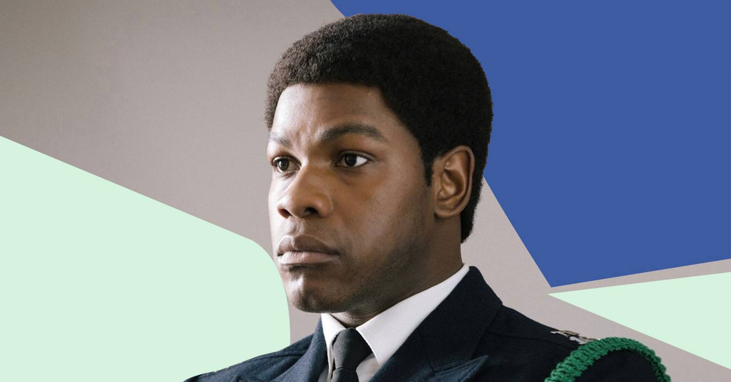 BBC's real-life drama, Red, White And Blue,  starring John Boyega and Letitia Wright is already being hailed the best television this year