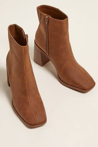 M&S Boot Sale: The Square Toe Boot