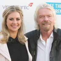 Holly Branson, philanthropist, by Richard Branson, founder of the Virgin Group