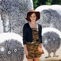 Emma Watson at Coachella 2012