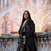 Jessica Falkinper, Assistant Merchandiser