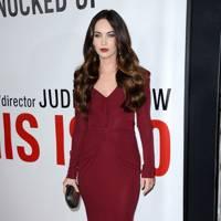 On Angelina Jolie
