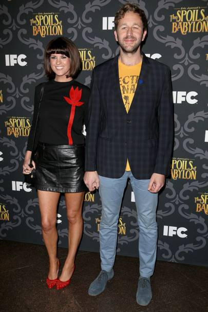 Dawn O'Porter & Chris O'Dowd