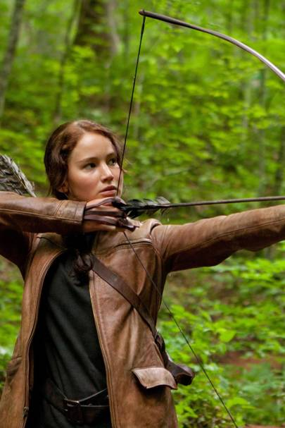 Jennifer Lawrence - The Hunger Games