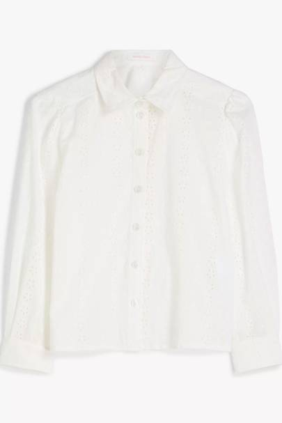 Best Women's White Shirts - See By Chloe