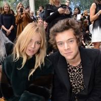 Sienna  Miller & Harry Styles