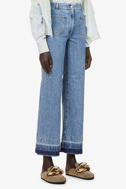 Best Flared Jeans - JW Anderson