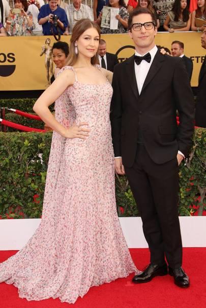 Joanna Newson & Andy Samberg
