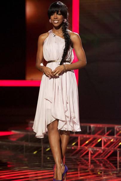 Week 8, Sunday - Kelly Rowland