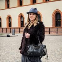 Ginevra Tapparini, Fashion Student, Milan