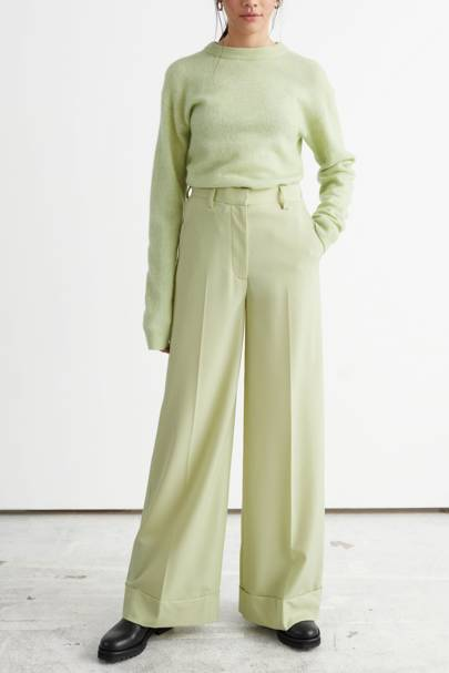Best & Other Stories trousers in the sale