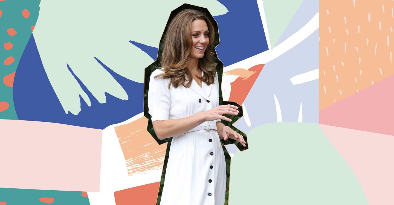 Kate Middleton Style Fashion The Duchess Of Cambridge S Dresses Glamour Uk