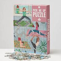 Best jigsaw puzzles for adults: for the yogi
