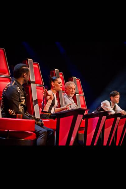 The Voice UK Live Shows – Week 4