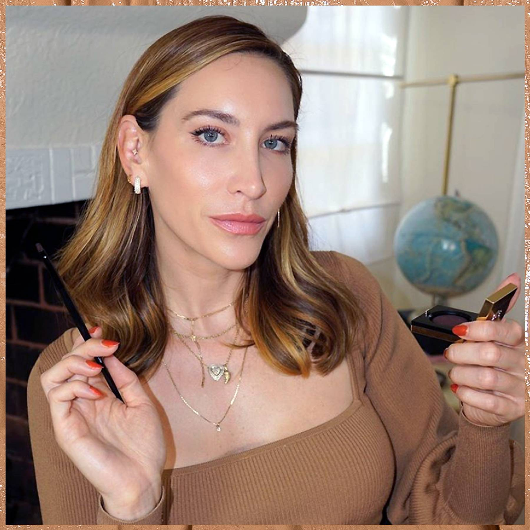 Hailey Bieber's makeup artist, Nikki DeRoest, reveals her 7 steps to glowy skin