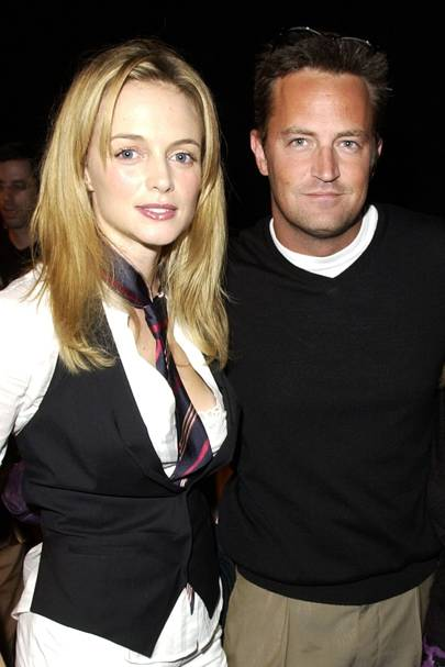 Matthew Perry & Heather Graham