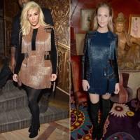 Fringed dress: Kim or Poppy