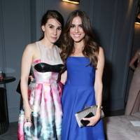 Allison Williams and Zosia Mamet