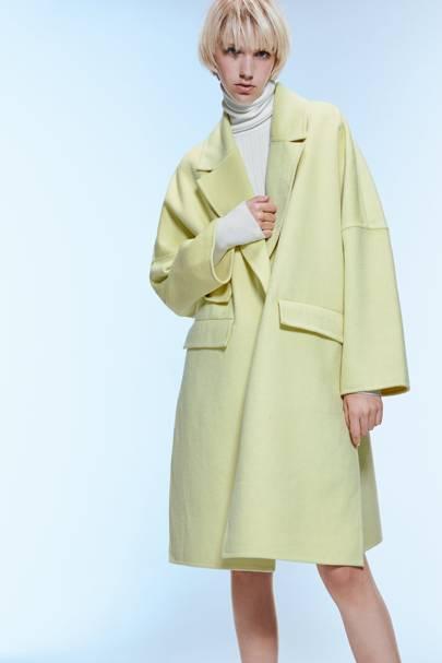 The colour-pop coat