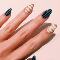 #TheDress Nails