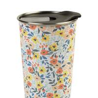 Best reusable coffee cup with print