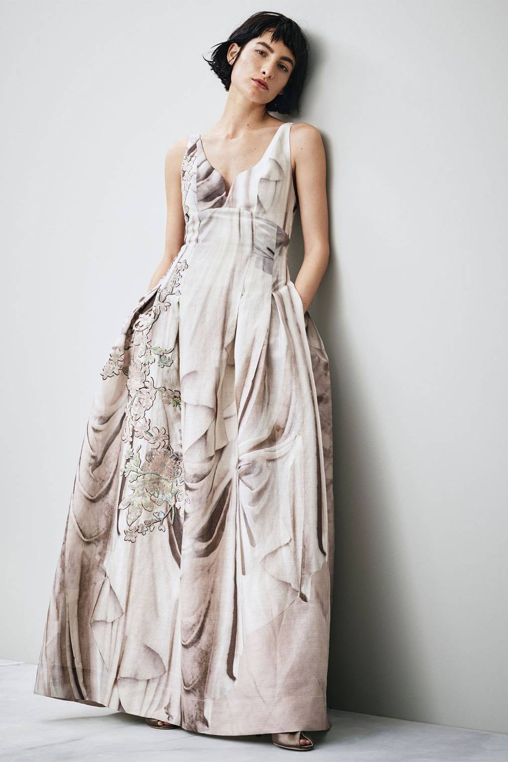 Hm Wedding Dress.H M Wedding Dresses In The Conscious Collection Bridal Designs