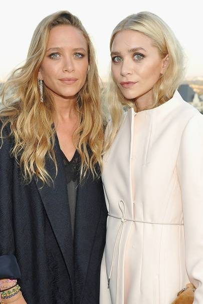 Olsen Twins Hair Mary Kate Ashley New Bright Blonde Hair