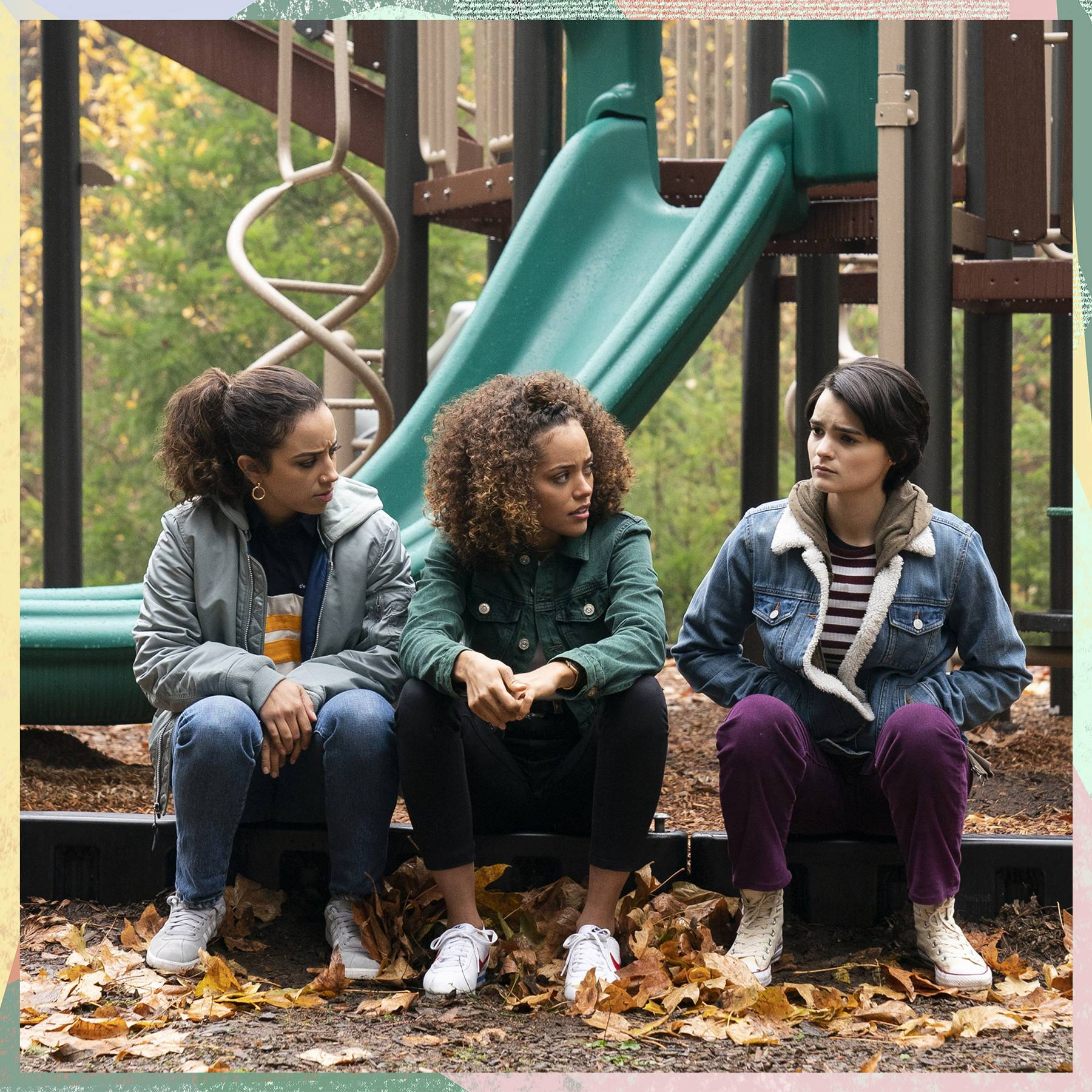 Netflix's new teen drama, Trinkets, is going to have the world hooked