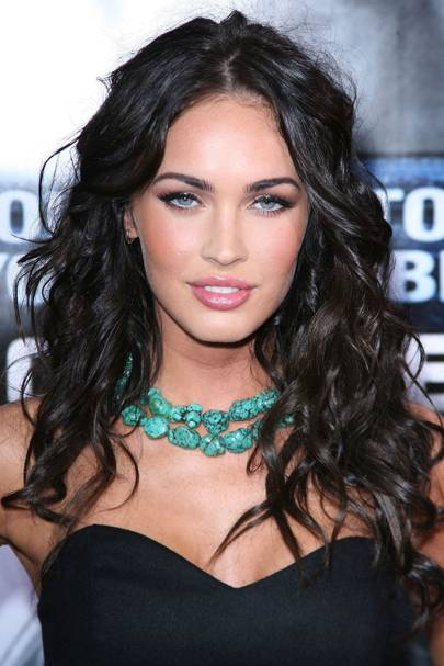 Megan Fox Look Book Make Up Hairstyles Glamour Uk