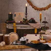 Best Christmas Hampers: for alcohol-free