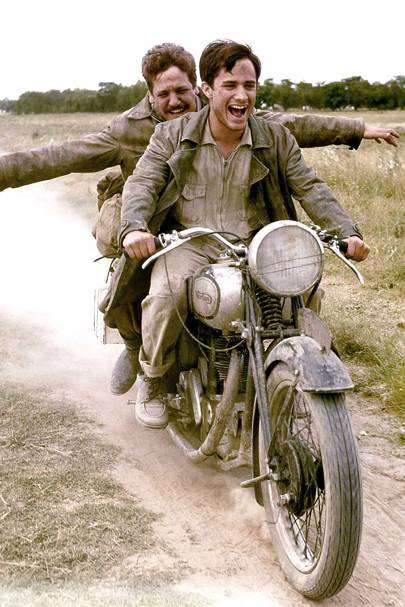 Buenos Aires: The Motorcycle Diaries