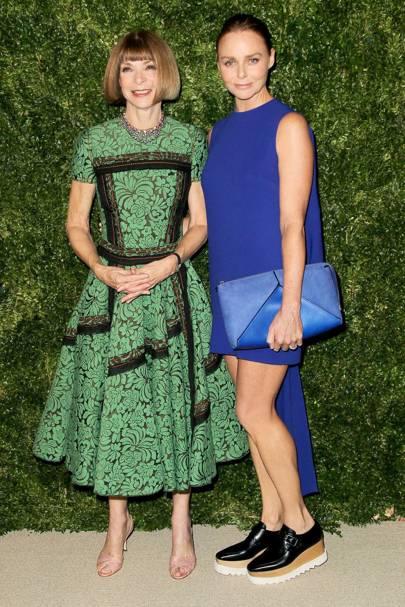 Anna Wintour and Stella McCartney