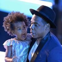 Jay-Z & Blue Ivy Carter