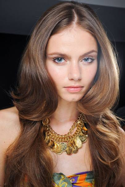 Trend: Glamorous Blow-Out