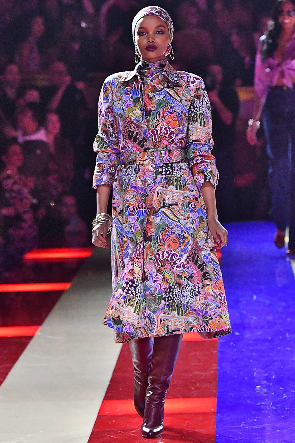 40441c12 Tommy Hilfiger And Zendaya's AW19 Paris Fashion Week Show Was All Kinds Of  Epic | Glamour UK