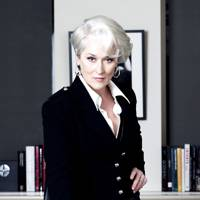 Meryl Streep - The Devil Wears Prada