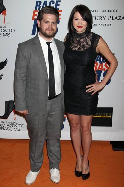 Jack Osbourne & Lisa Stelly