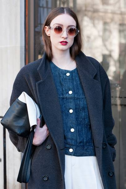 Kaitlin Curran, Fashion Agent