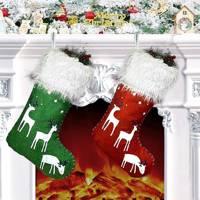 Stylish Christmas Stockings: Amazon