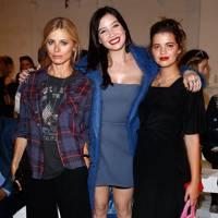 Laura Bailey, Daisy Lowe & Pixie Geldof
